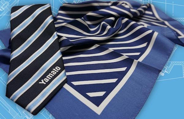 Krawatte und Tuch Verein