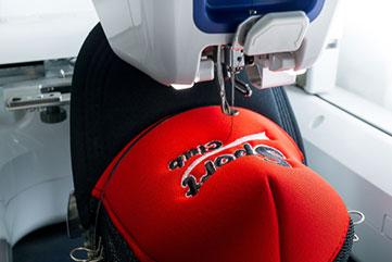 Stickerei / Lohnstickerei Feld Textil GmbH Krefeld