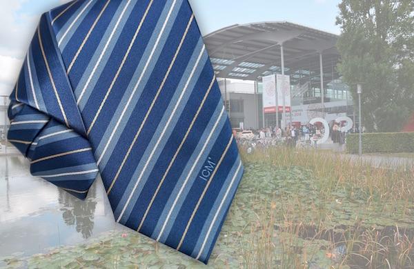 Krawatte für Sicherheitsdienst