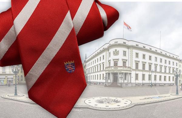 Krawatte Repräsentation