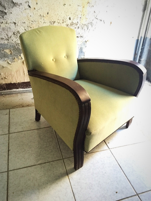 fauteuil retro relooking diy
