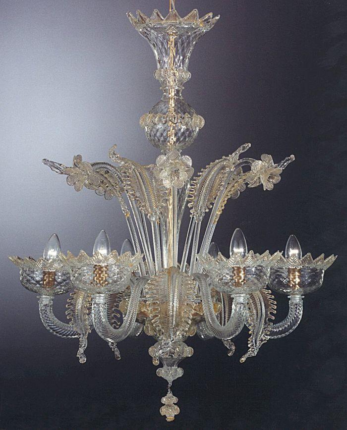 Lampadari di Murano classici