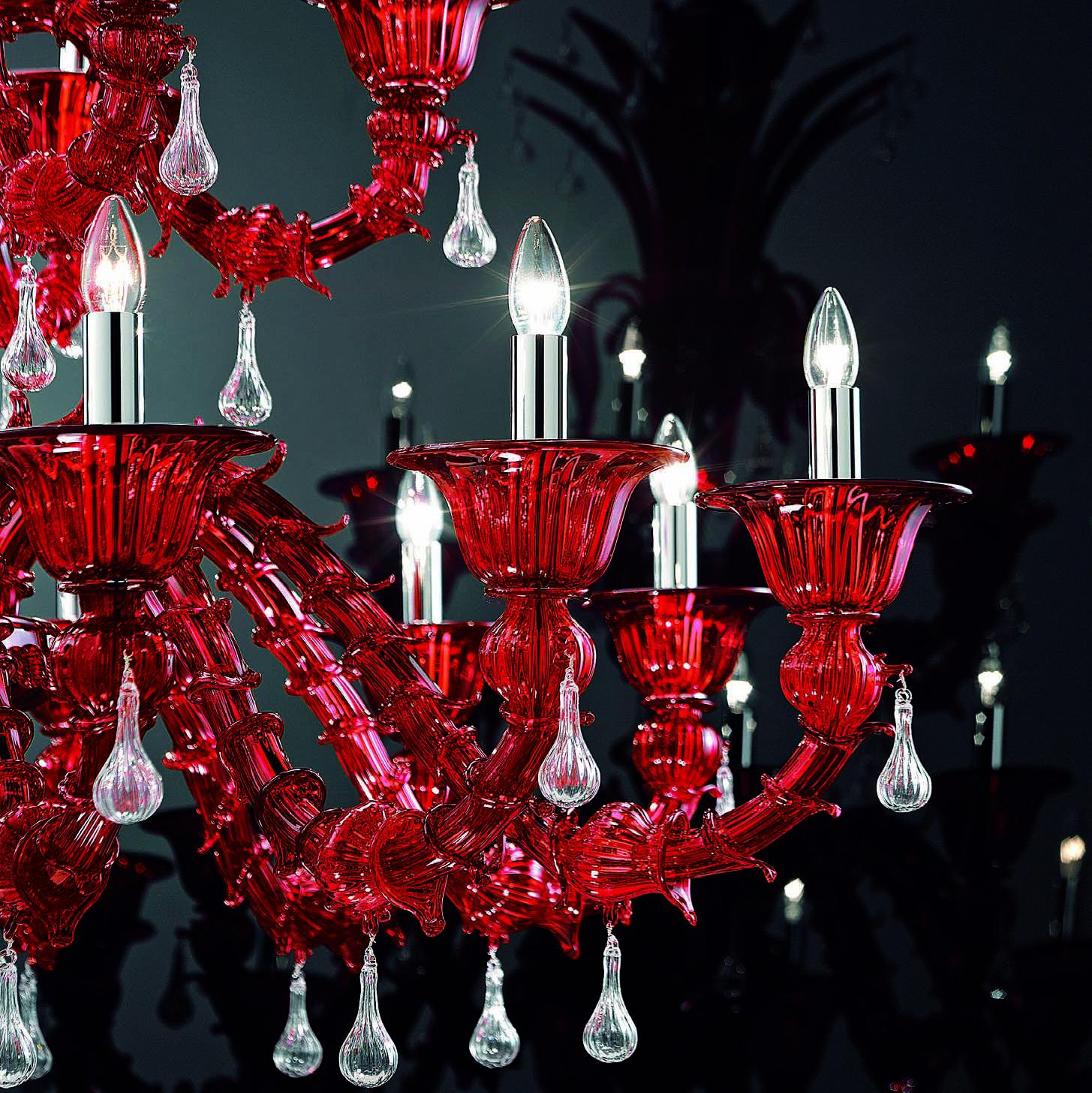 lampadario-di-murano-carezzonicoin--vetro-soffiato