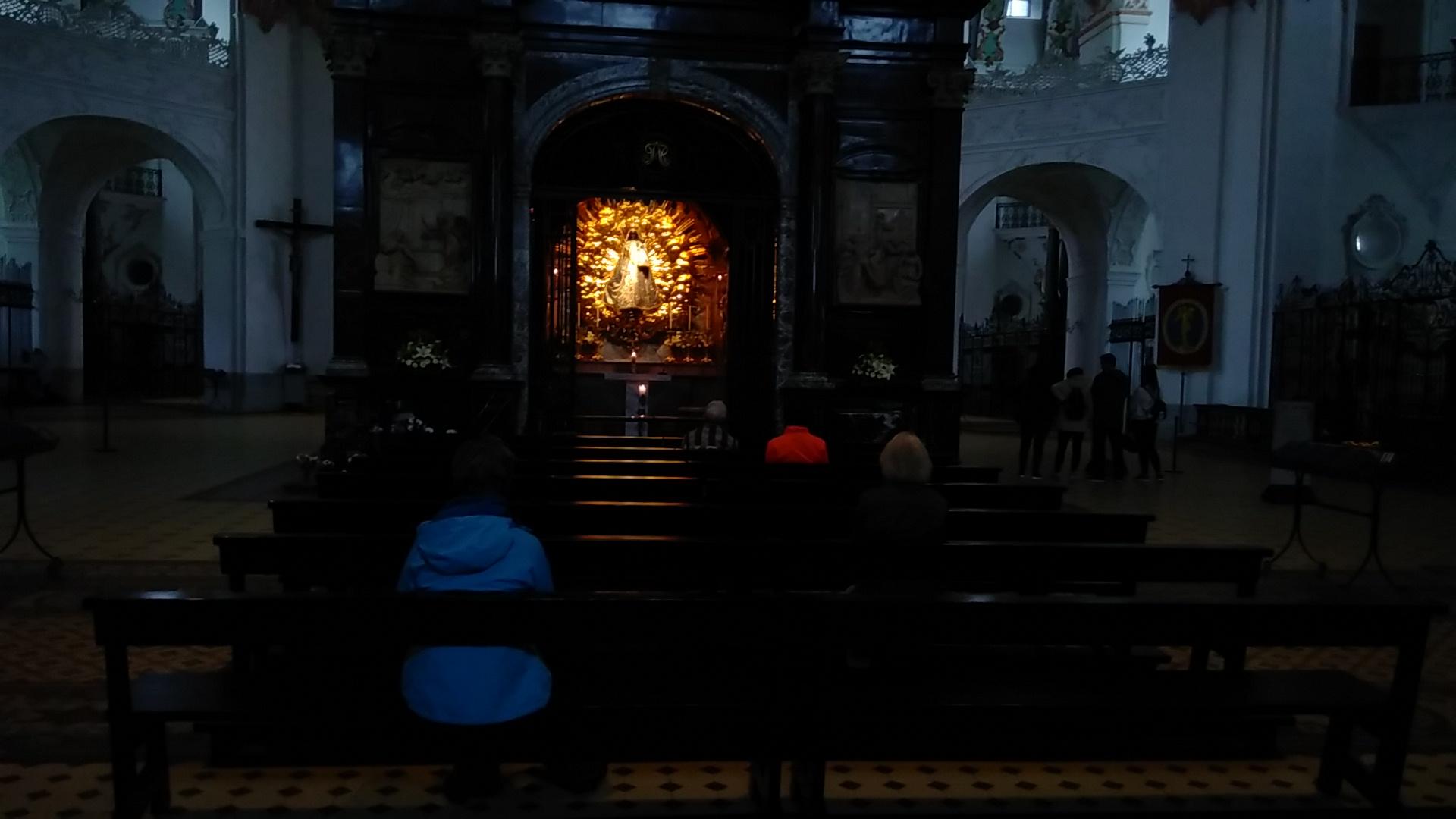 Gnadenkapelle in der Abtei