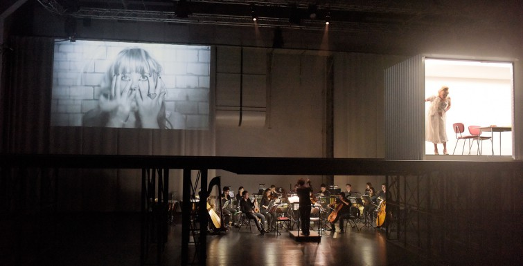 in absentia - Neue Szenen II - Deutsche Oper Berlin