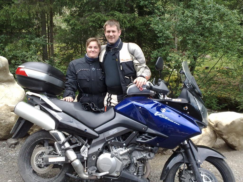 Michael und Heidi