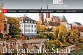 Basel Tourismus, Schweiz