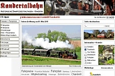 Kandertalbahn - Dampflokomotive von Kandern nach Weil am Rhein Haltingen