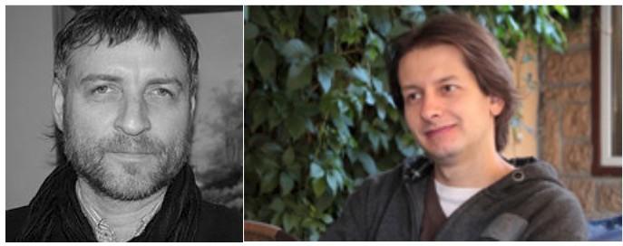 Artem Temnikov et Antreï Zaitsev