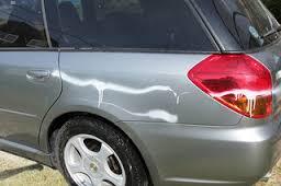 車のペンキ除去