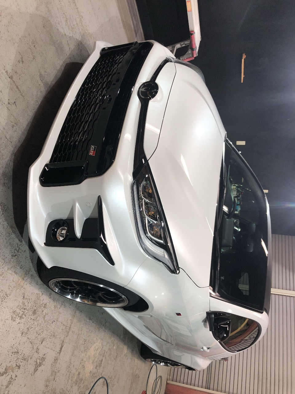 GRヤリス新車納車