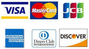 使えるクレジットカード