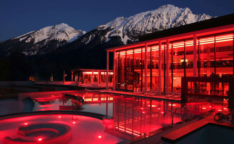 Spa & Familien Resort Rupertus Therme Bad Reichenhall