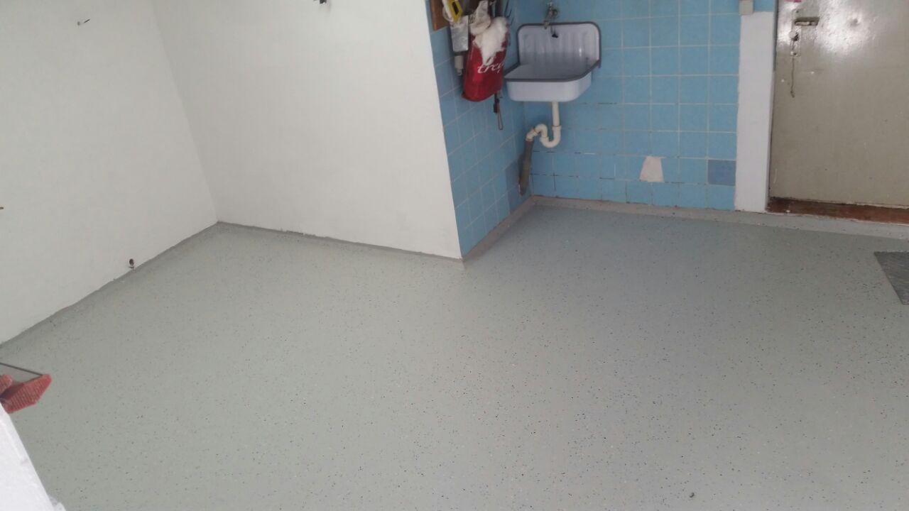 Bodenbeschichtung Innenbereich - Farbchips - Mario Bogisch Bausysteme