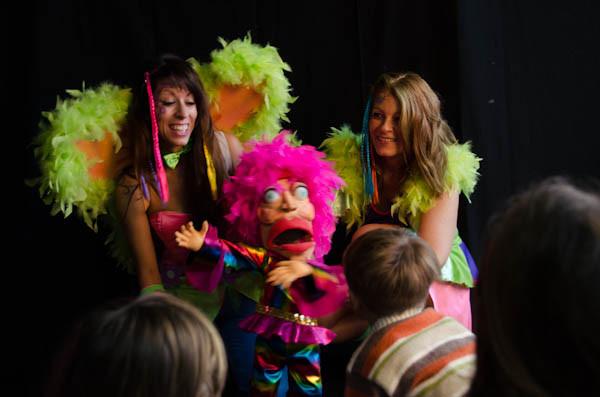 Marionetas Fiestas infantiles