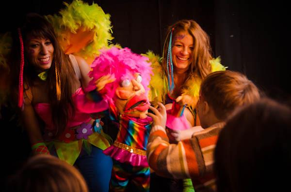 espectaculos Fiestas infantiles