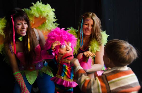 Fiestas marionetas