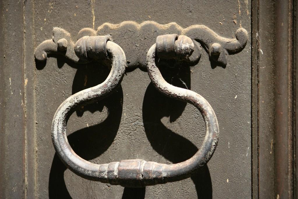 Détail maison provençale