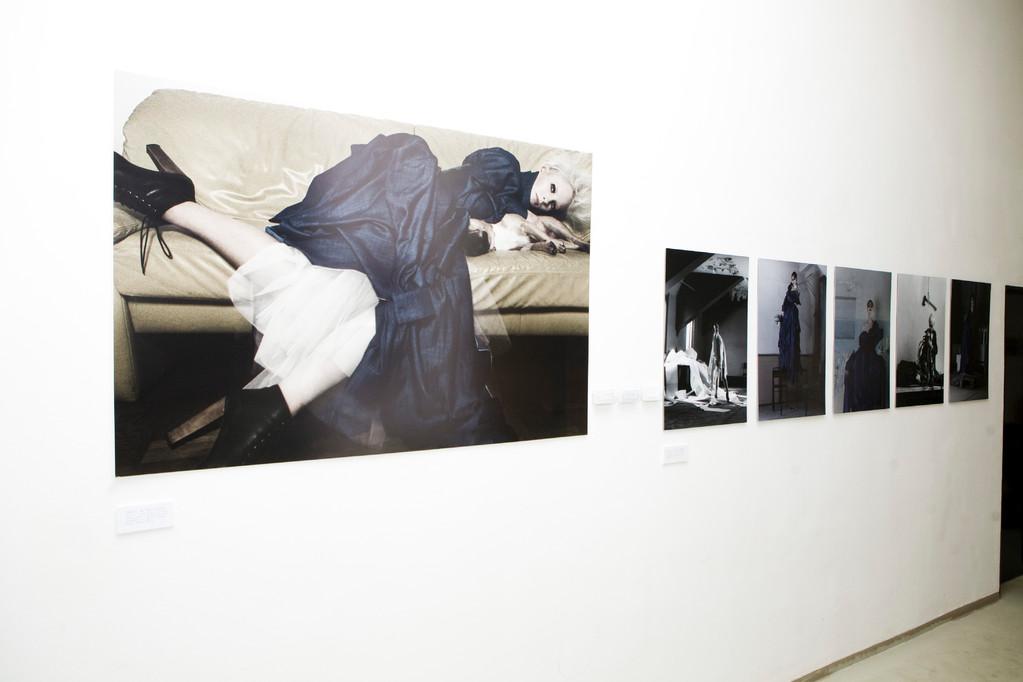 I' VR at FIER Showroom - Berlin Fashion Week July 2012: Photography by Alberto Bonardi & Scott Elliott