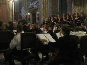 Boon, 2008 - concerto del coro Eufonia e dell'orchestra giovanile Aloisius Kolleg