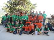 """Cori, LT, 2012 - Campus I.A.M. - il coro FE.N.A.M. e l'Orchestra giovanile """"Evviva la musica"""""""