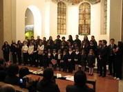 Roma, 2009 - coro Divini Cantores