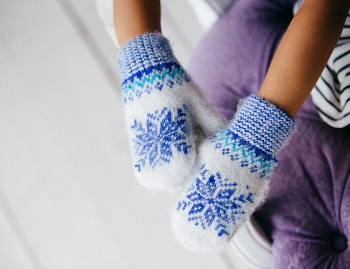 V7-1 Бело-сине-голубые