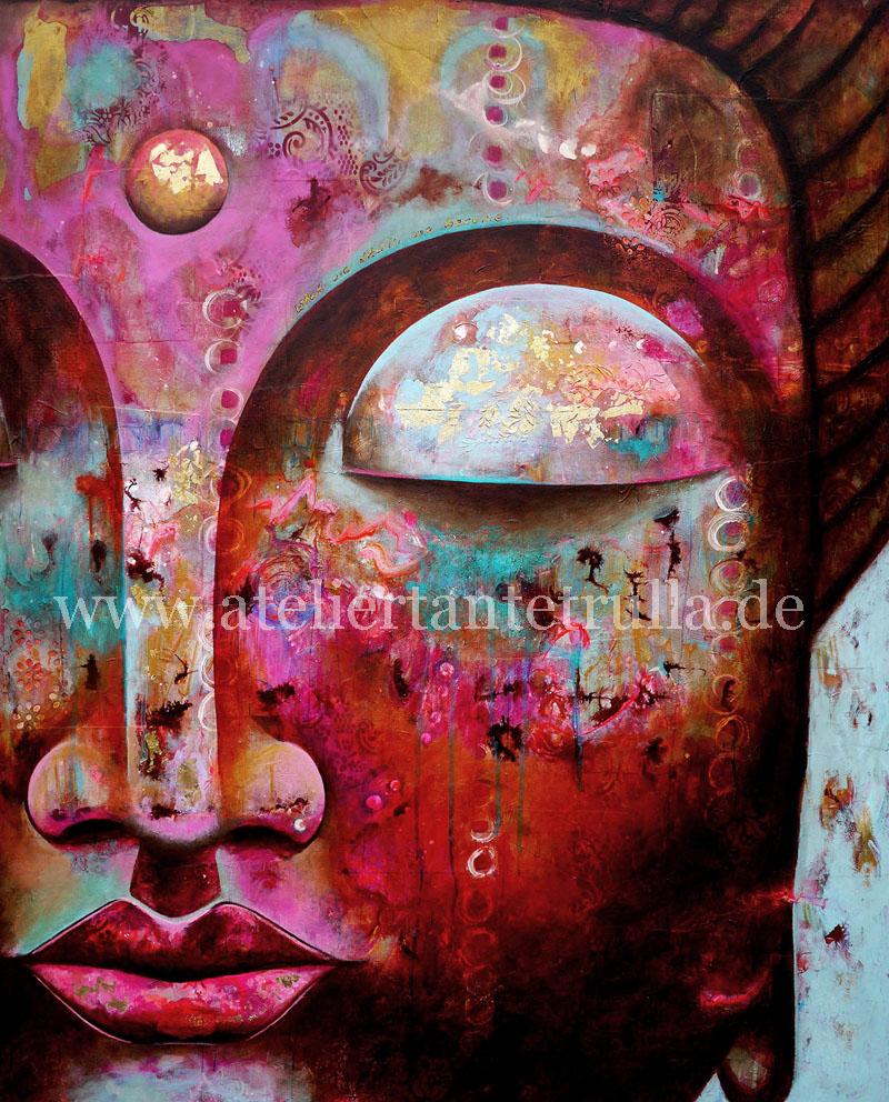 """Buddha III"" 2014"
