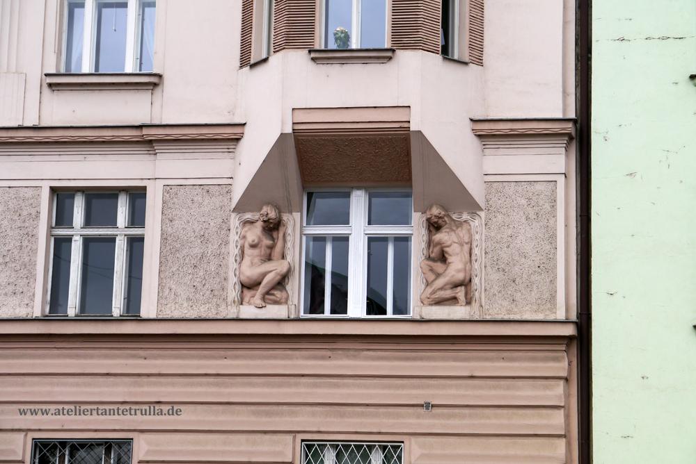 Haus in Prag