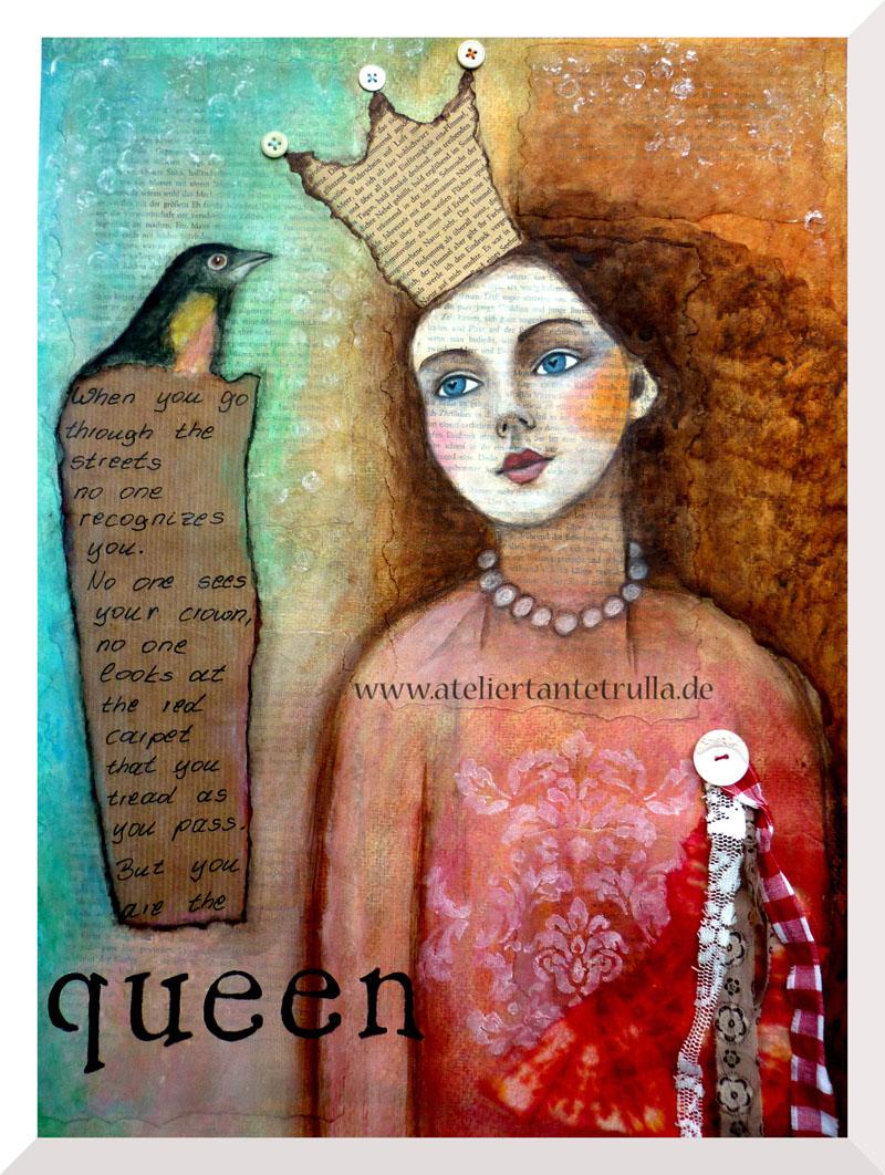 """""""The queen"""" 2011"""