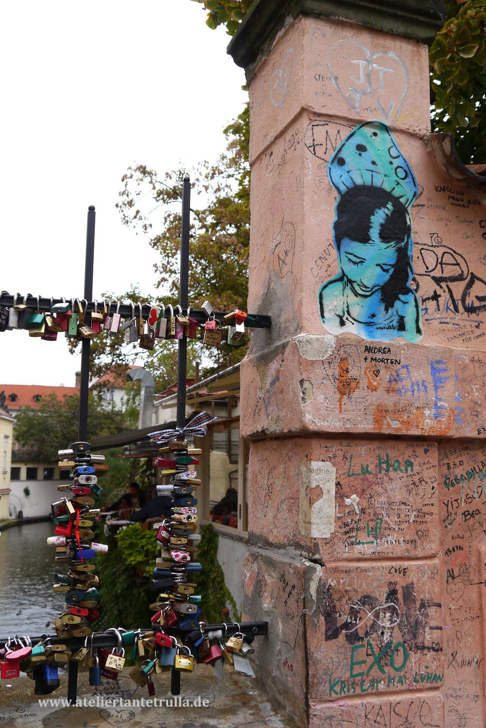 Graffiti Prag