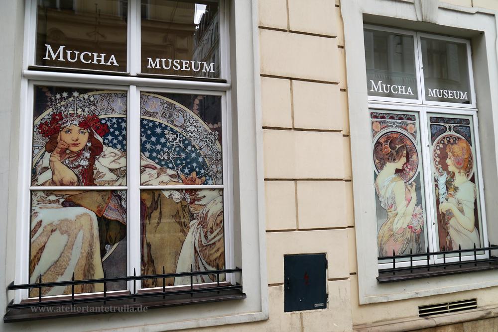mucha museum prag