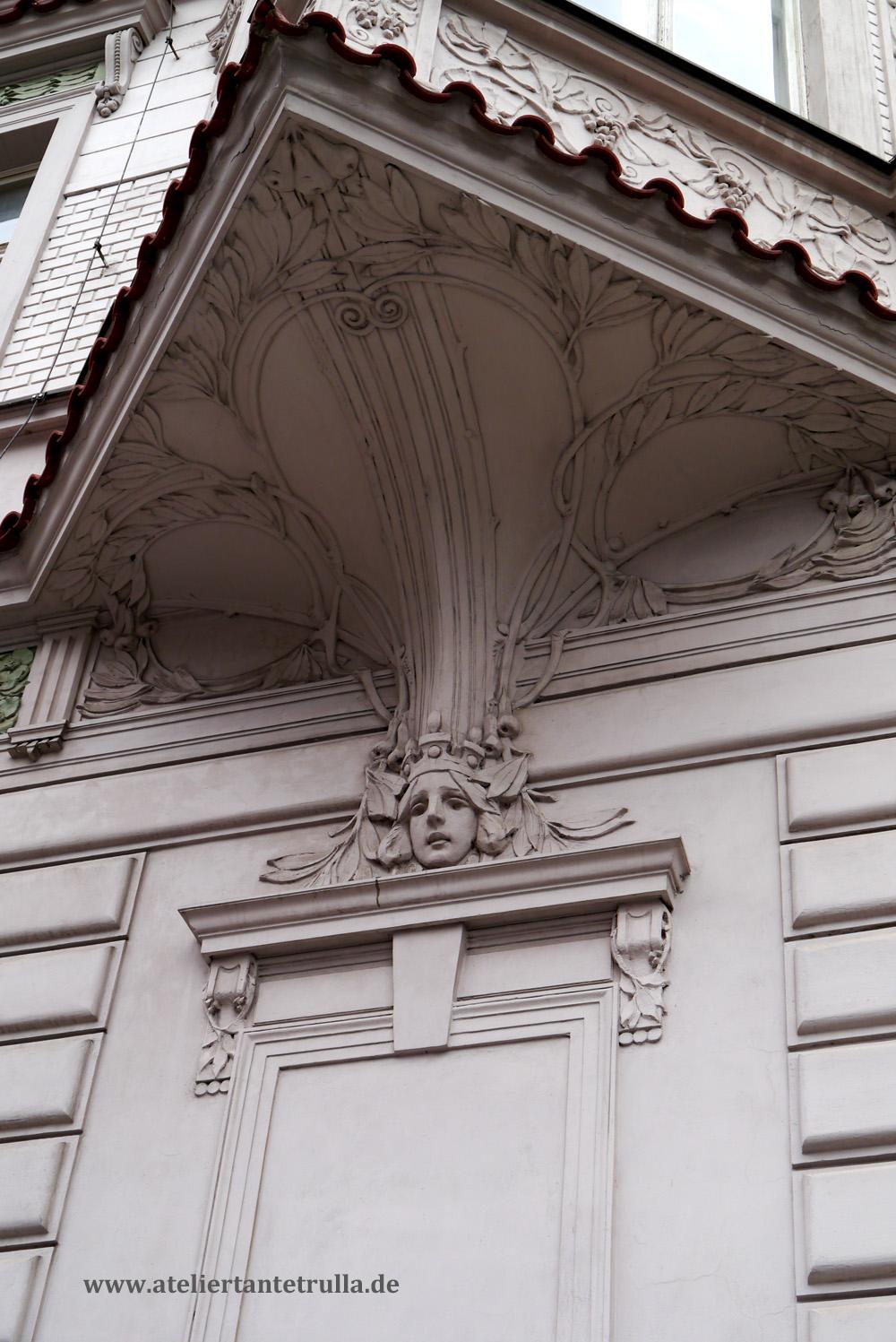 Häuser in Prag