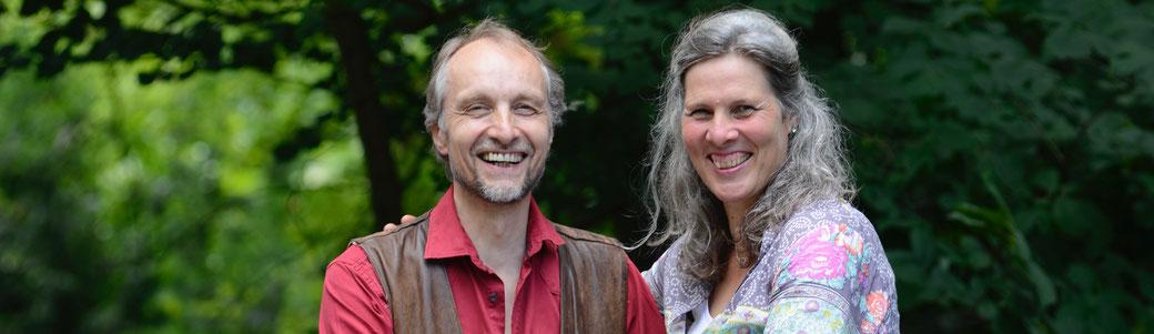 Dein Therpeuten Team: Erhard Edzards und Bettina Specht