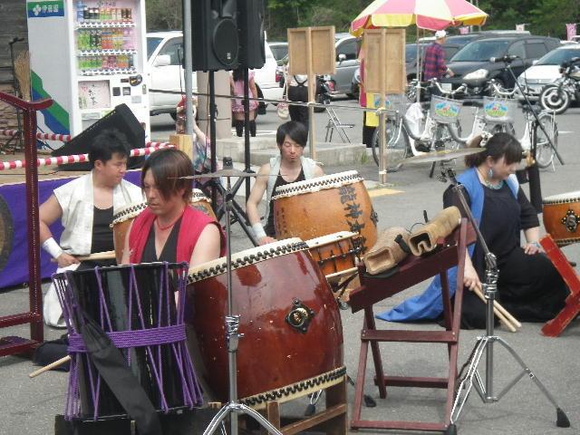 田沢湖龍神太鼓