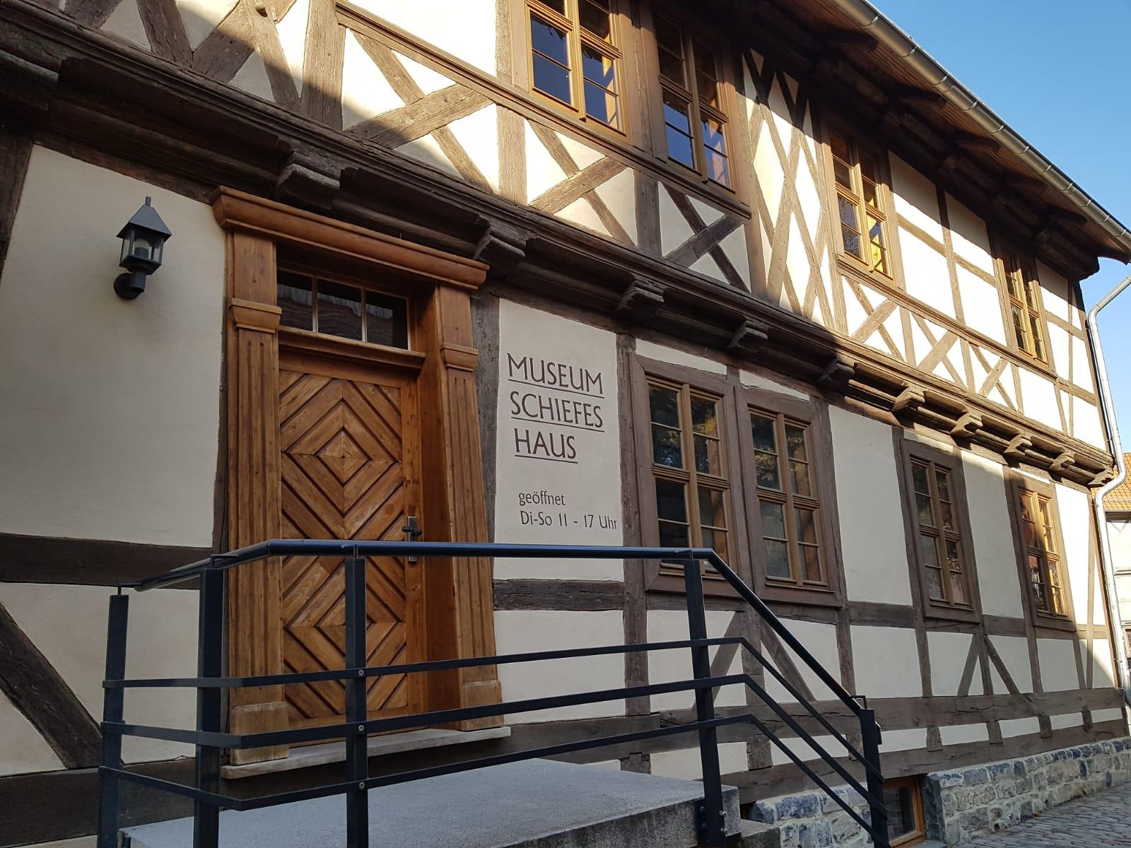 2010 bis 2012 veranlasste die Stadt Wernigerode die denkmalgerechte Sanierung und den Ausbau zum Museum
