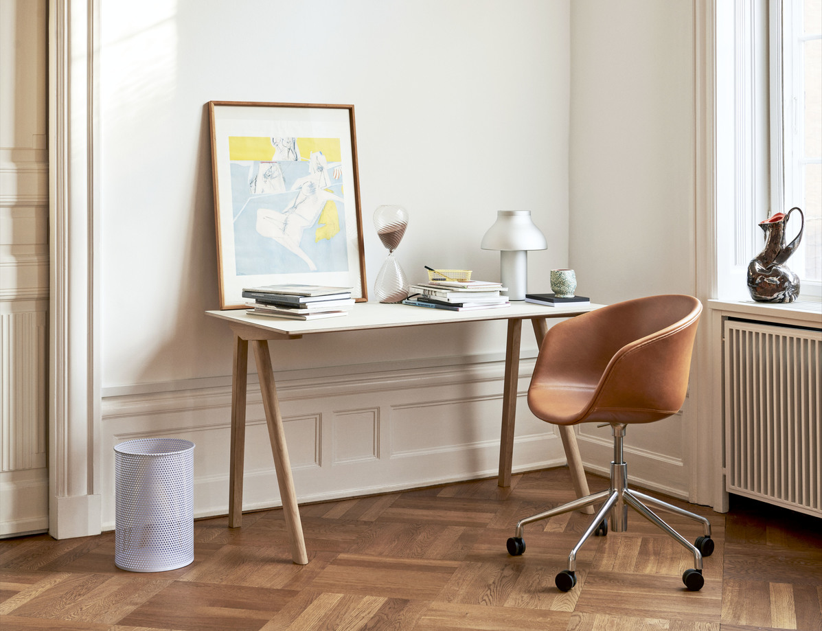 Lichtinval op je thuiswerkplek: tips voor de beste opstelling - Wonen&Co