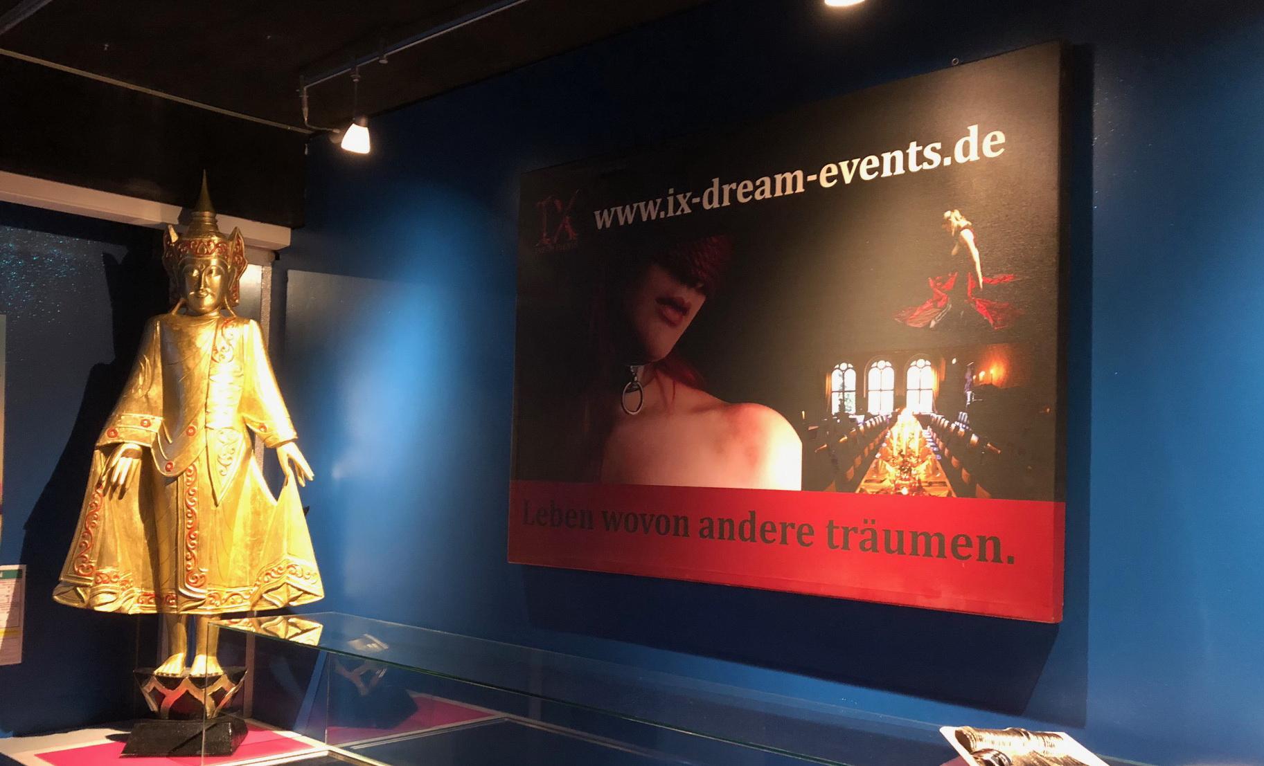 IX DREAM EVENTS goes SHIVA