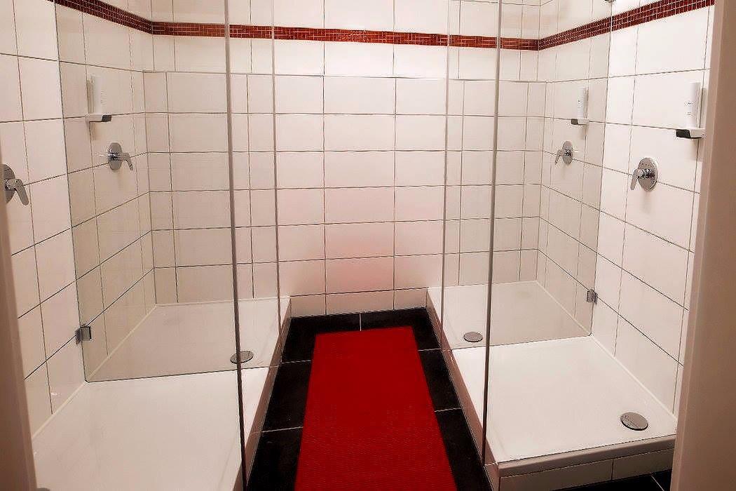 Moderne Duschen