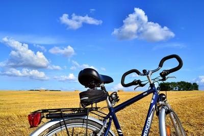 Radfahren, radeln und biken :-)