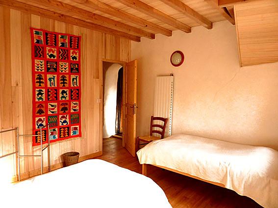 Chambre à deux