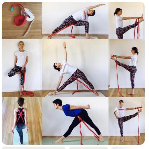 famille de posture stage de yoga
