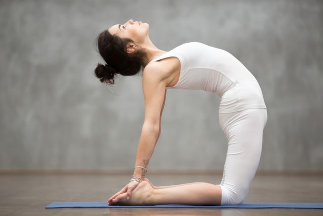 postures Yoga stage Toulouse