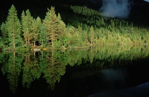 Reisefotograf-Juergen-Sedlmayr-See/Norwegen