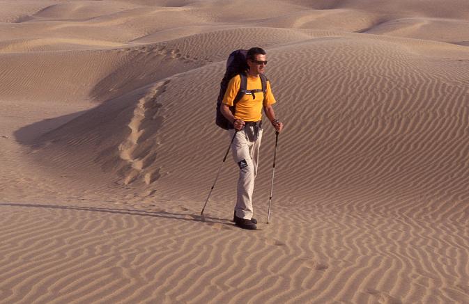 Reisefotograf/Wüste/Indien