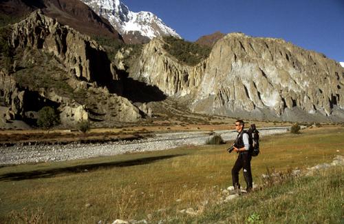 Reisefotograf/unterwegs/Annapurna/Nepal