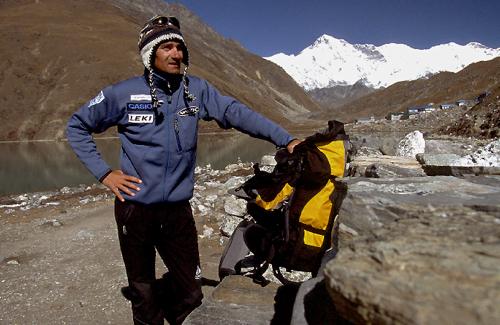 Reisefotogra-Juergen-Sedlmayr-Pause/Nepal