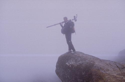 Juergen-Sedlmayr-Nebel/Nepal