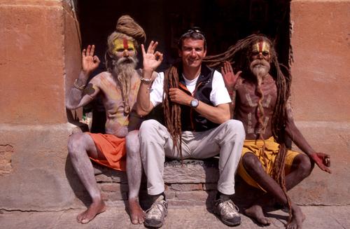 Reisefotograf-Juergen-Sedlmayr-Sadhus2/Kathmandu