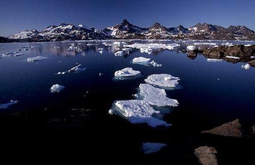 Reisefotograf-Juergen-Sedlmayr-Morgens/Grönland